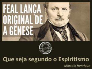 Que seja Segundo o Espiritismo Marcelo Henrique
